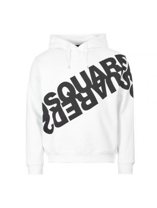 DSquared2 Hoodie Logo | S74GU0392 S25042 987 White