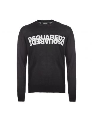 DSquared Jumper | S74HA1052 S17241 962 Black