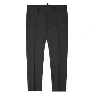 DSquared Trousers | S74KB0393 S40320 900 Black
