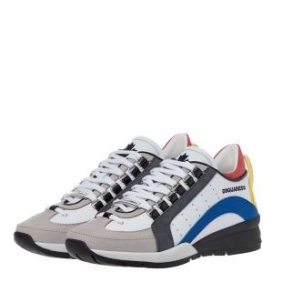 Trainers 551 - White / Blue