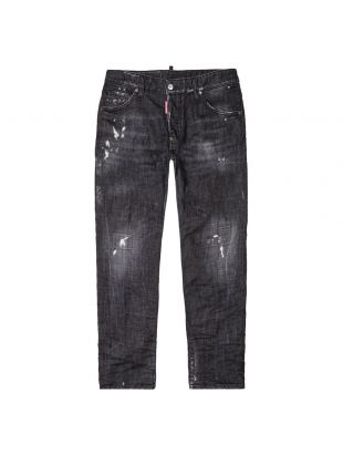 dsquared jeans black cool guy S74LB0698 S30357 900