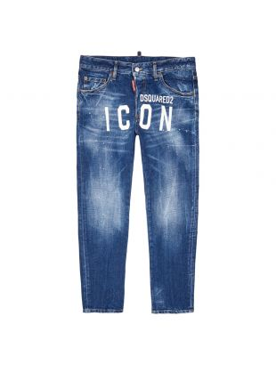 DSquared Skinny Jeans | S79LA0001 S30663 470 Blue