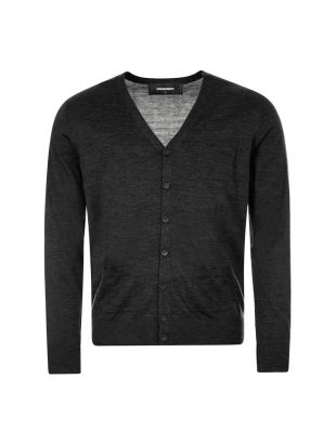 DSquared Cardigan | S74HA1105 S16794 900 Black