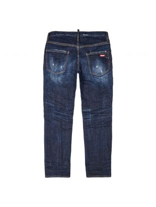 Cool Guy Jeans - Dark Wash Blue