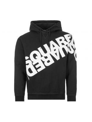 DSquared Hoodie | S74GU0392 S25042 900 Black