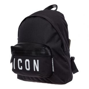 Icon Backpack – Black