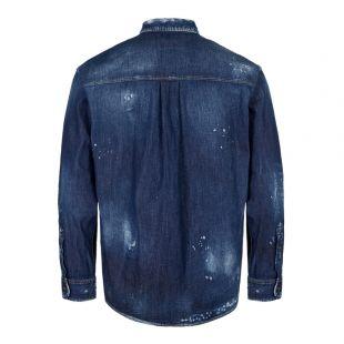 Shirt Denim - Blue