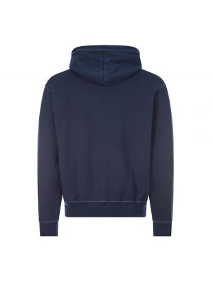 Icon Hoodie - Navy