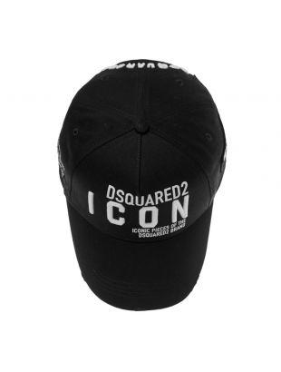 Icon Cap – Black