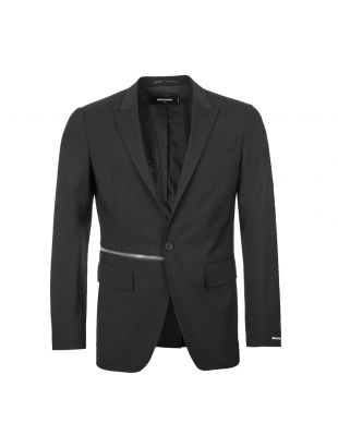 DSquared Blazer | S74BN0993 S40320 900 Black