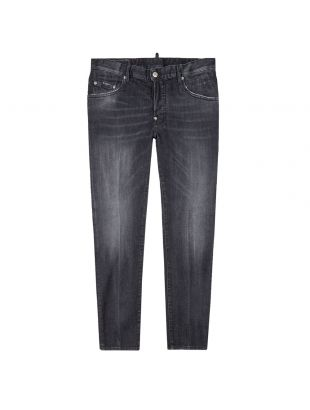 DSquared Jeans 5 Pocket | S74LB0789 S30503 900 Black