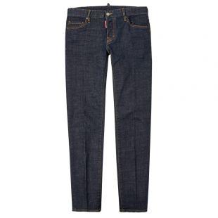 DSquared Jeans S74LB0561 S30665 470 Indigo