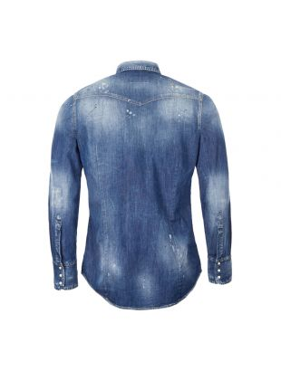 Shirt Denim – Blue