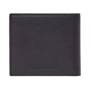 Wallet – Black Graphic