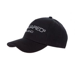 DSquared Cap Milano | BCM0267 05C00001 M063 Black