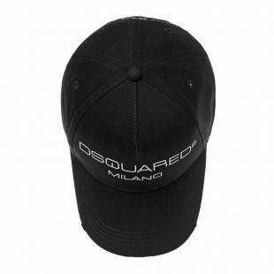 Cap Milano – Black
