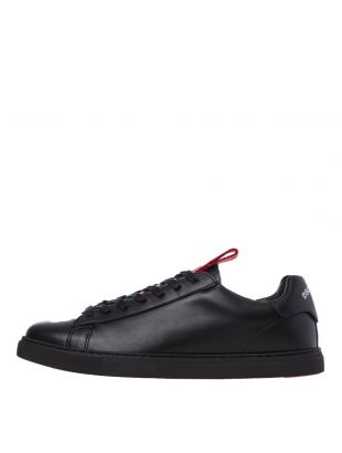 DSquared New Tennis Sneakers | SNM0079 M002 Black / Red
