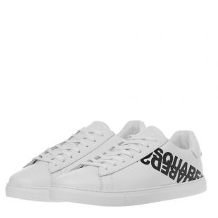 Trainers - New Tennis White