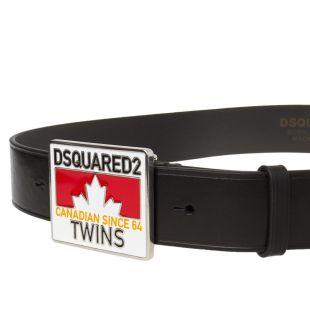 Belt Plaque - Black