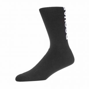 DSquared Socks Logo | DFV141840 010 Black
