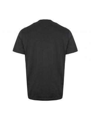 T-Shirt Dean Dan Logo - Black