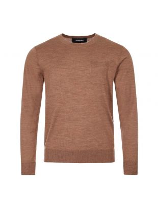 DSquared Jumper | S74HA1103 S16794 112 Brown