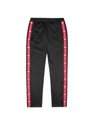 Sweatpants Side Logo - Black