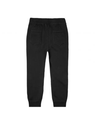 Sweatpants Logo - Black