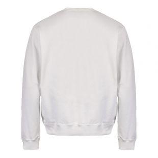 Sweatshirt Punk n Roll - White