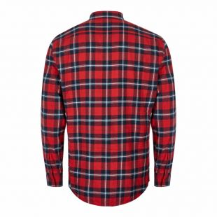 Shirt – Red / Navy