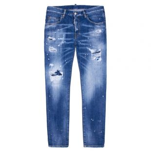 DSquared Jeans | S74LB0603 S30342 470 Blue