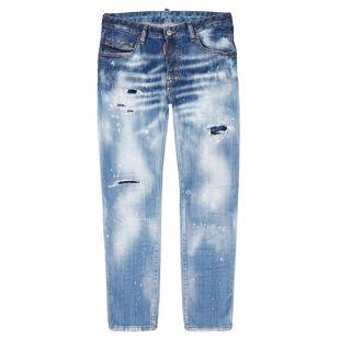 DSquared2 Jeans    S71LB0638 S30342 470 Denim