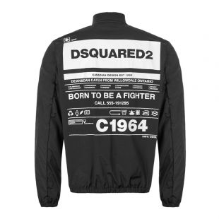 Jacket Logo – Black
