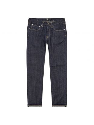 Edwin ED 55 Red Listed Selvage Denim | Blue Rinsed | Aphrodite