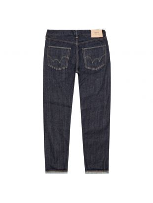ED 55 Jeans Red Listed Selvage Denim - Blue Rinsed
