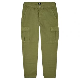 Edwin Trousers 45 Combat | I028039 134 GD Military Green