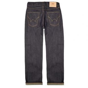 ED 39 63 Rainbow Selvage Denim Jeans – Blue