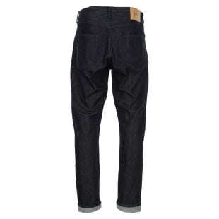 ED-45 Kingston Loose Tapered Jeans - Blue