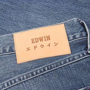 ED-55 Regular Tapered Jeans - Kingston Blue