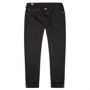 Edwin Jeans Slim Tapered I027658 89 02 Kaihara Black