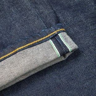 Jeans Slim Tapered - Kaihara Indigo