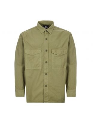 edwin shirt big I027886 134 GD 03 military green