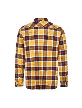Labour Flannel Shirt - Yellow / Black
