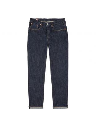 Edwin Nihon Jeans | I028865 01 3X Navy | Aphrodite