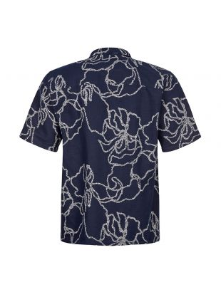 Short Sleeve Shirt Enitsuj - Navy
