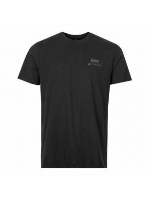 Edwin T-Shirt Logo | I026690 89 67 03 Black | Aphrodite1994
