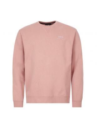 edwin sweatshirt | I025854 WDR 67 03 pink
