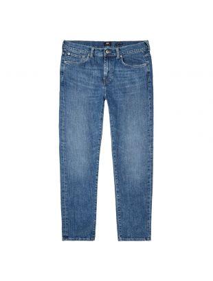 Edwin ED 80 Jeans   I027222 01 IS  Blue wash   Aphrodite clothing