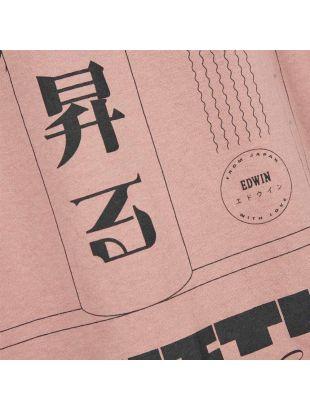 T-Shirt Zenith - Woodrose