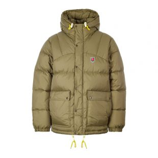 Fjallraven Down Jacket Expedition 84605 620 Green
